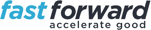 Fast Forward: Accelerate Good logo