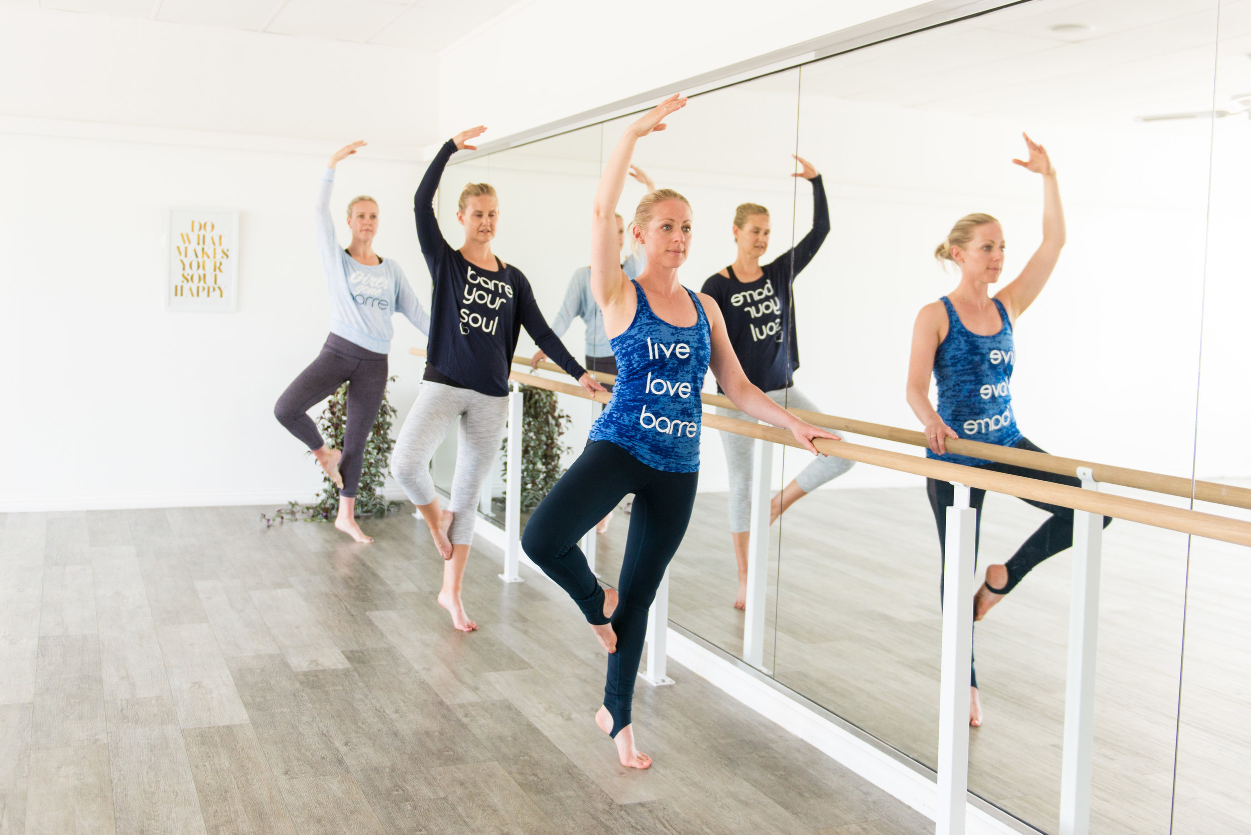 On Pointe Barre and Wellness Studio