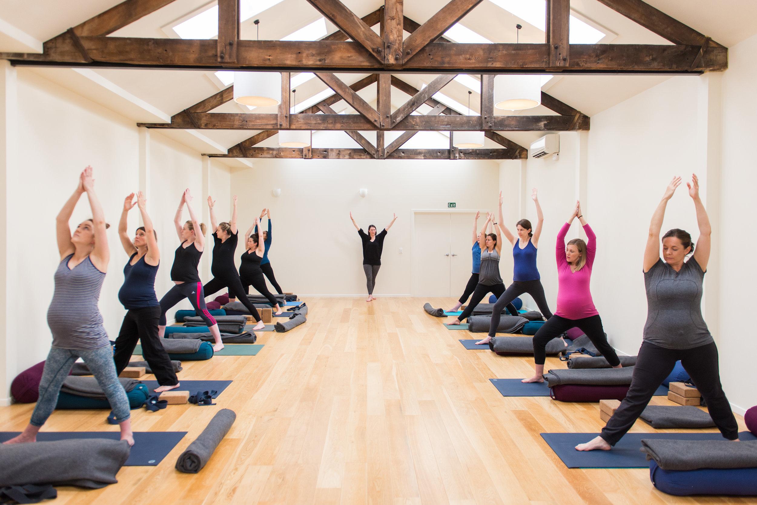 Grassroots Yoga Studio