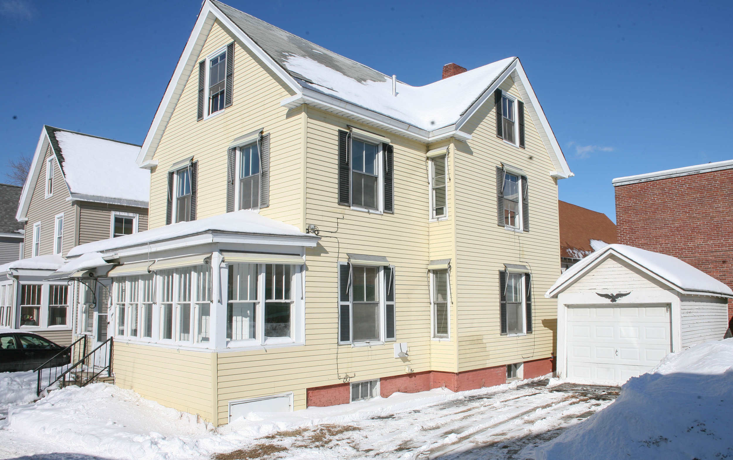 Welcome to 1 Elm Terrace in Waterville, ME.