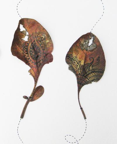 bio henna leaves