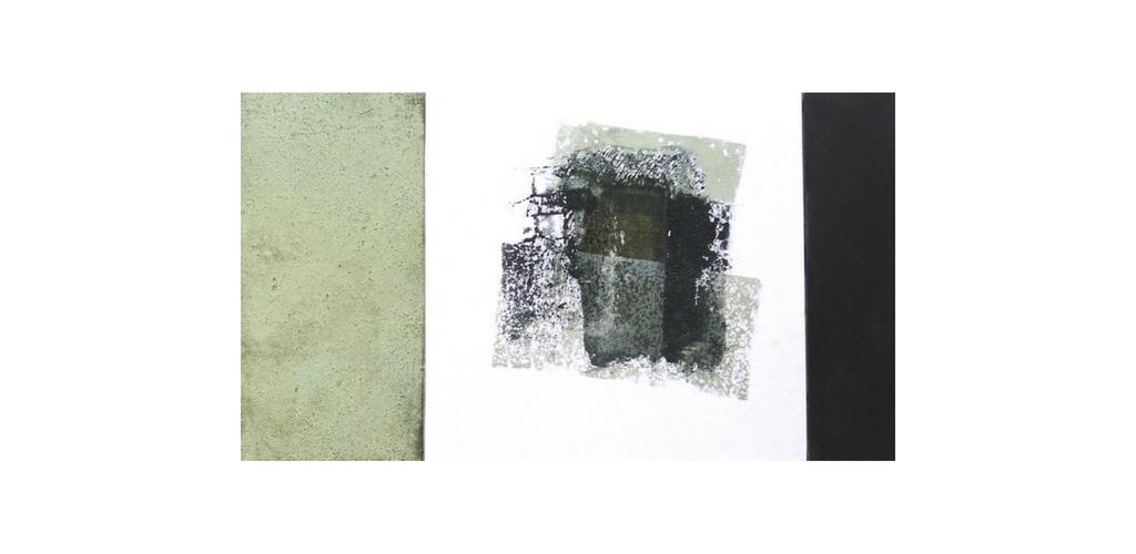 Iceworks 32 · 12 x 21 · Oil & Cold Wax on Panel © 2018 Janice Mason Steeves