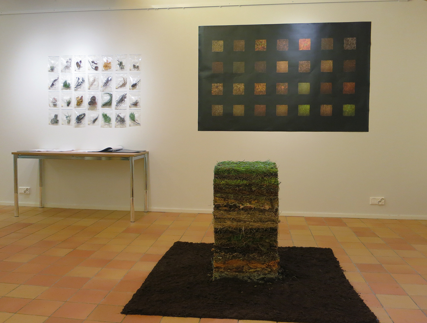 Exhibition in Finland