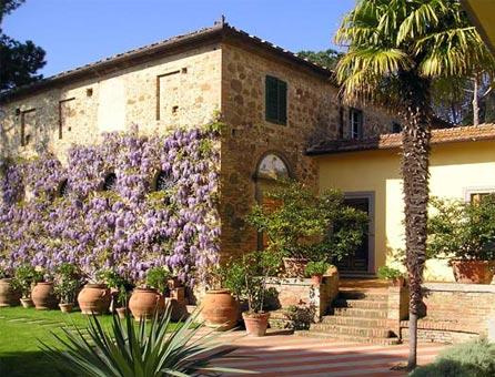 Villa Fattoria Bacio