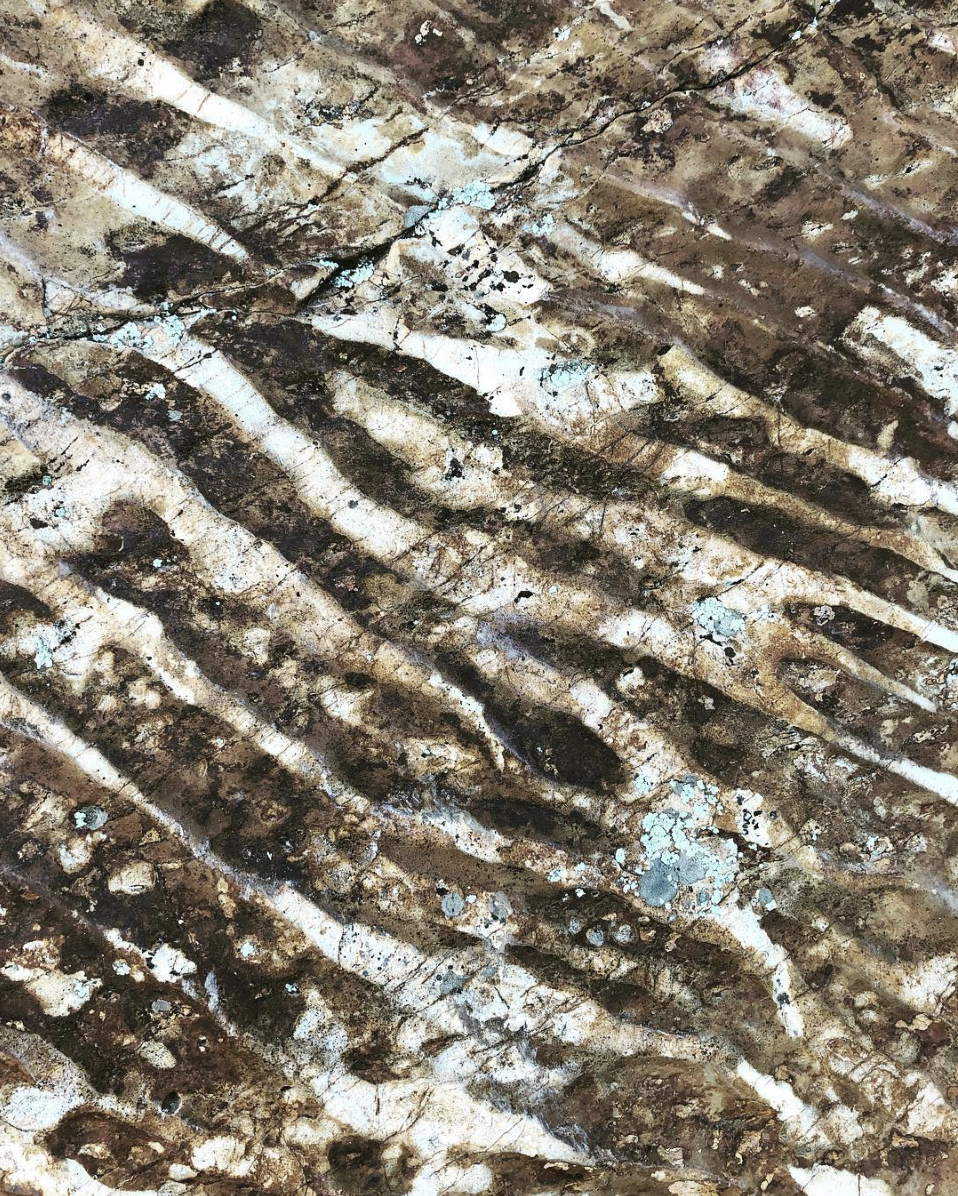 Photo of fossilized river bed. Eldorado Springs, CO ©Amy Guion Clay 2019