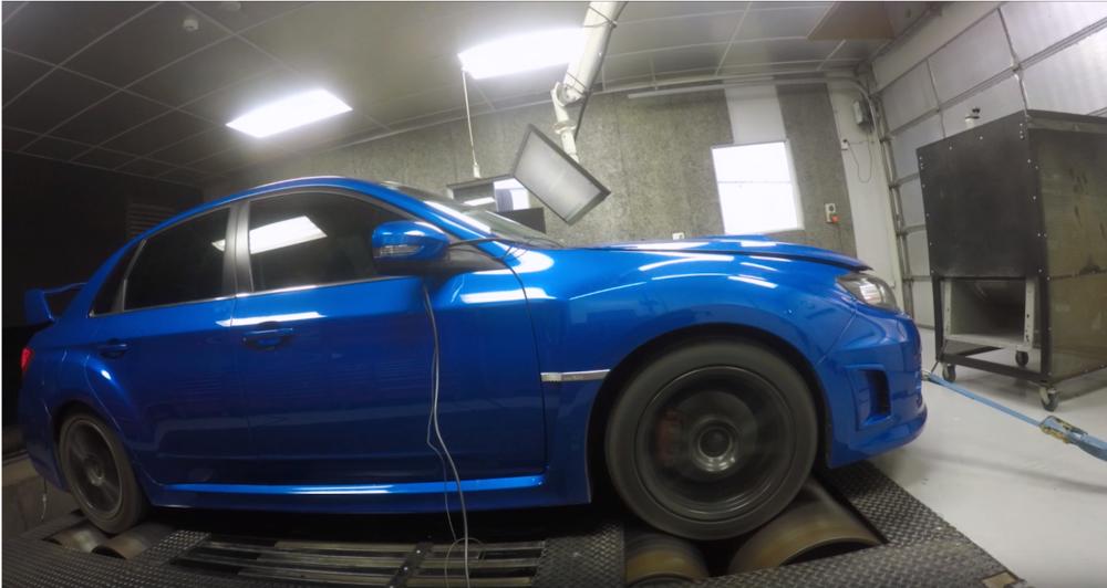 Subaru Impreza WRX 4WD - Dyno tune — Torque Performance