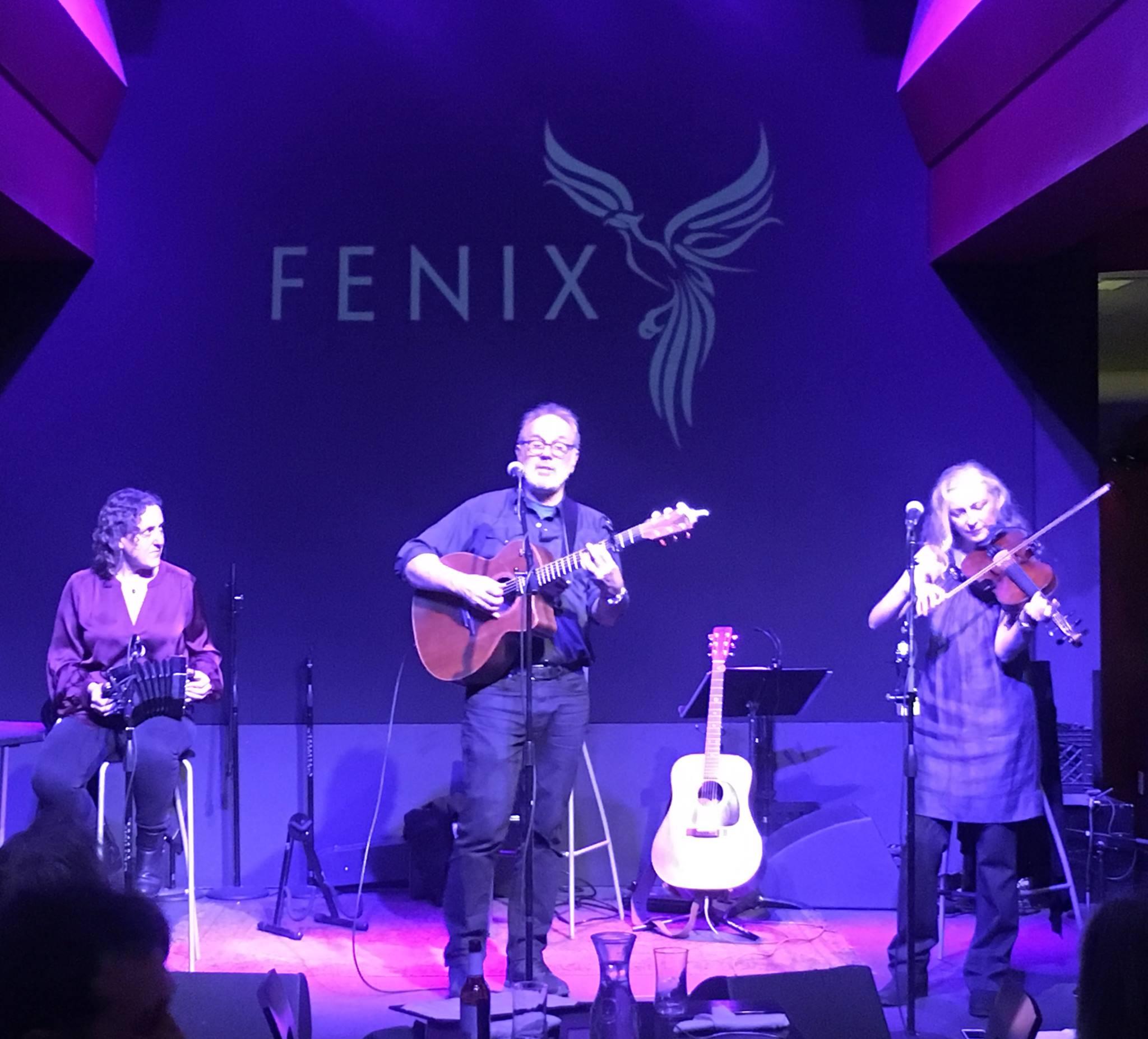 - Friday, February 24, 6:30-9pmKyle Alden, Rebecca Richman and Suzuki CadyThe Fenix Theater, San Rafael