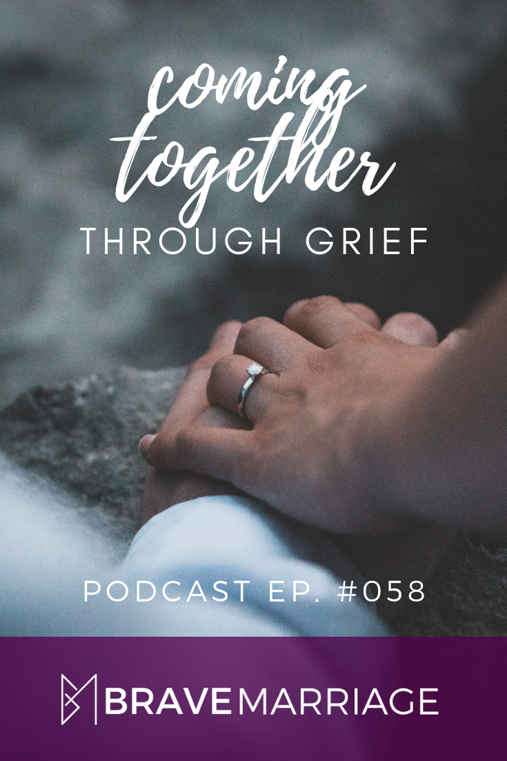 Coming Together through Grief