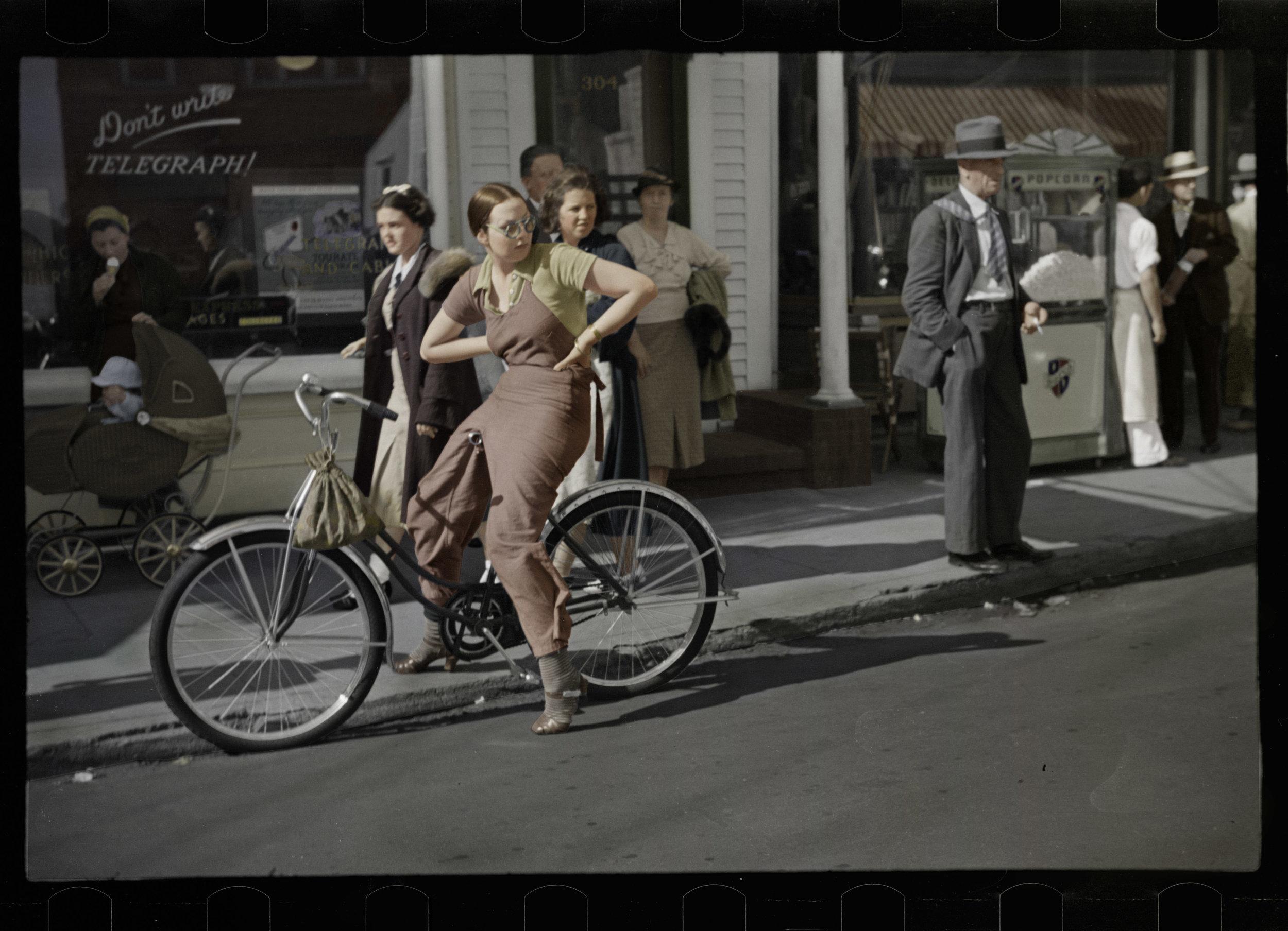 Commercial Street 1937 (Edwin Rosskam)