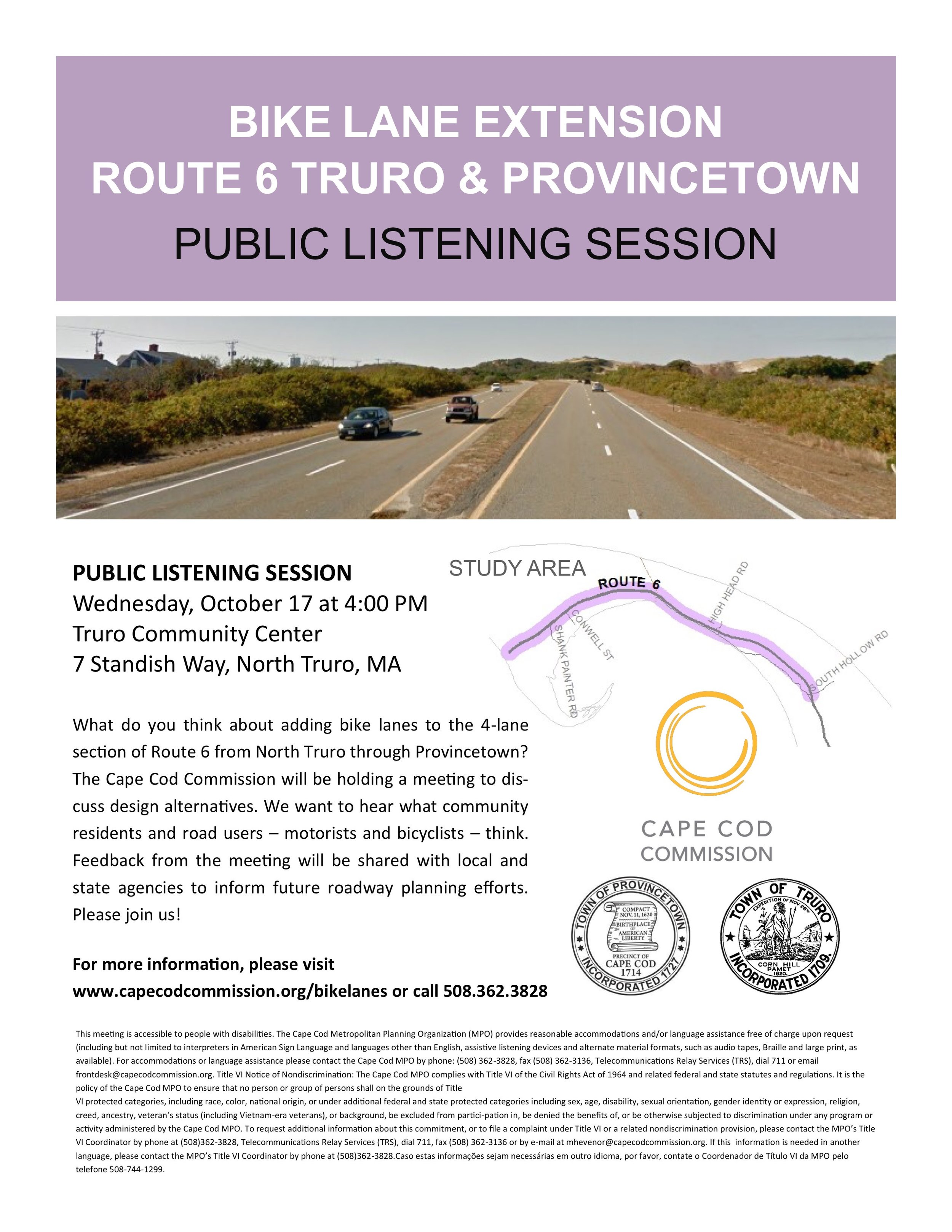 Provincetown Truro bike lane meeting.jpg