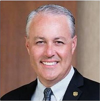 Bruce Kidwell, President, UPS Vice President