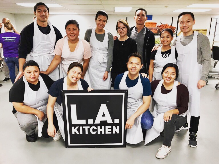 #LaosAngelesRoots Volunteers