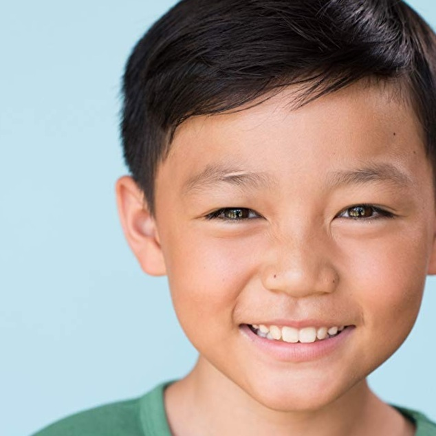 Izaac Wang  Actor   Instagram ,  IMDb