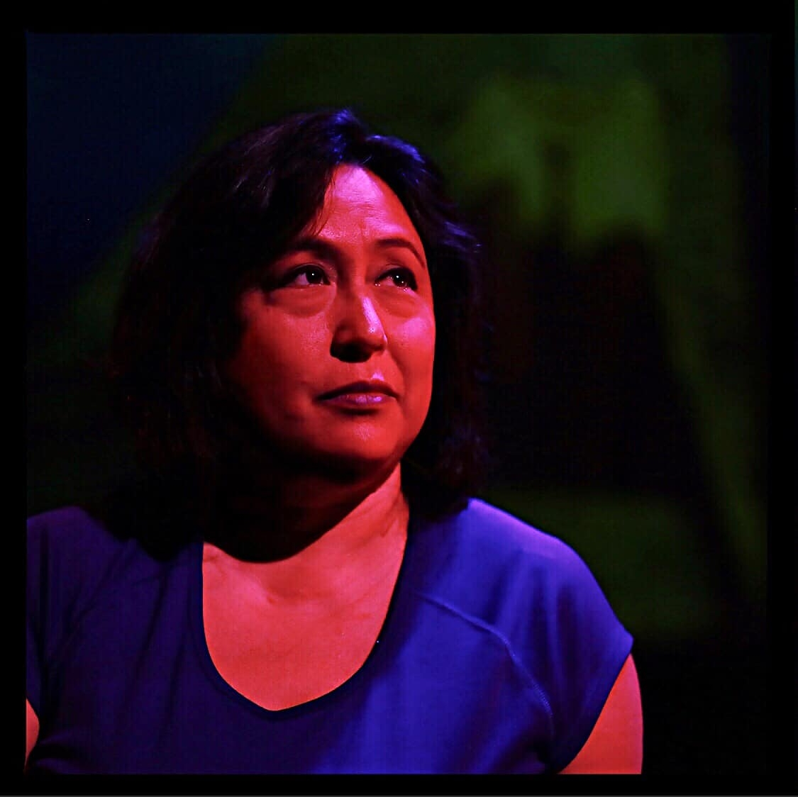 Leilani Chan  Founding Artistic Director at  TeAda Prod ., Writer, Performer   Instagram