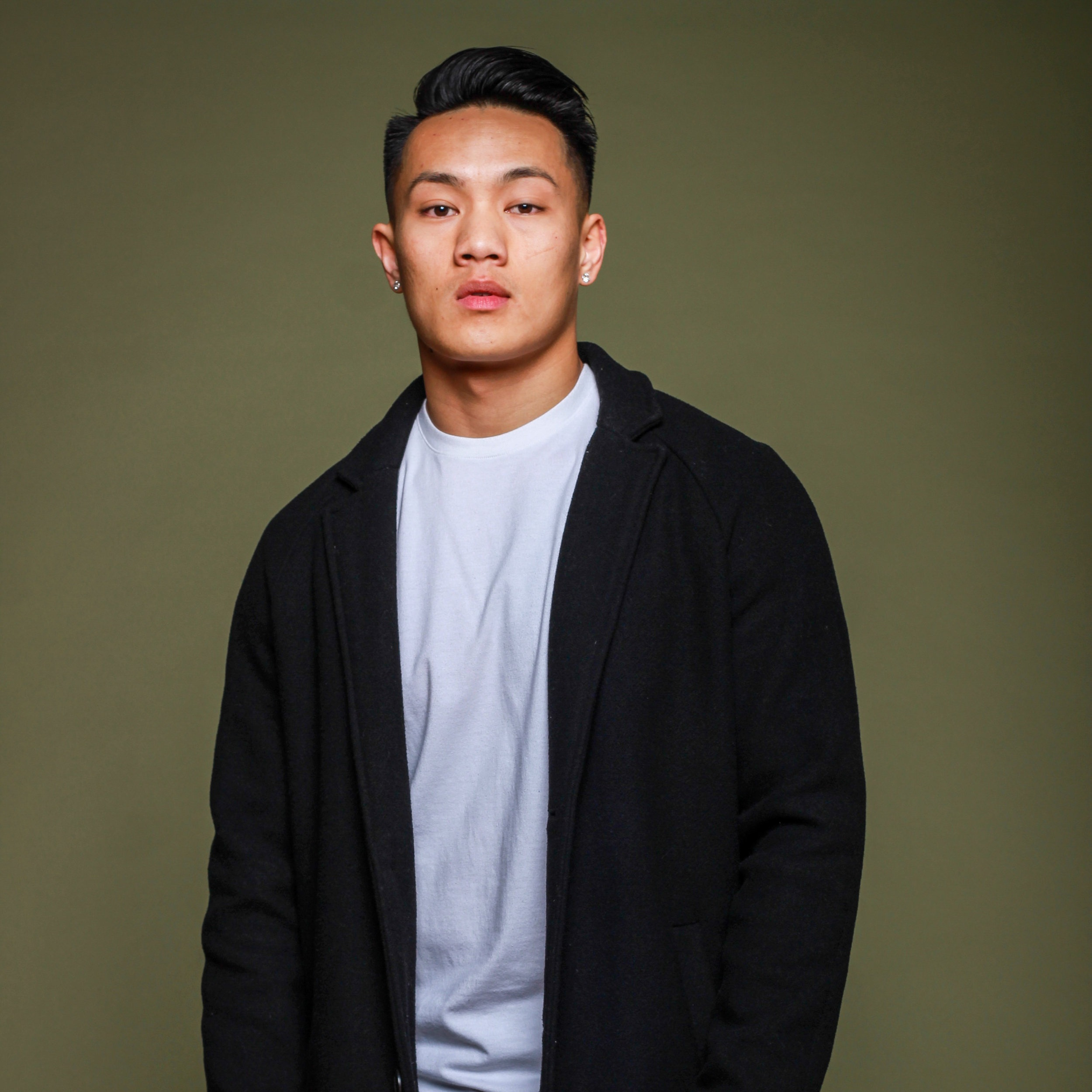 Jerry Huang  Actor, Model   Instagram