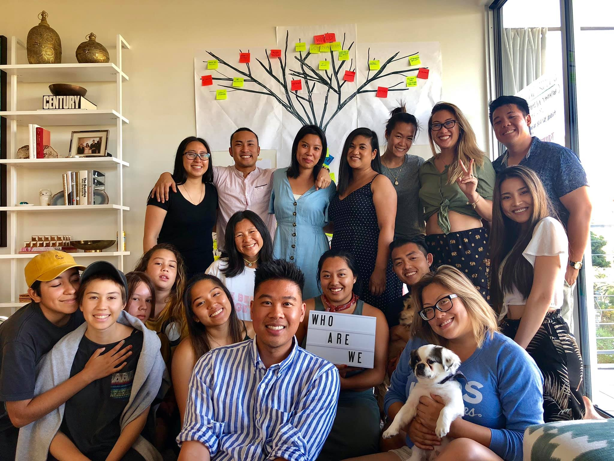 Laos Angeles: Who Are We? An Conversation on Identity