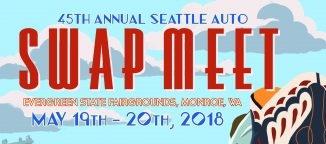 Seattle Auto Swap Meet - May 19th-20thMonroe, WA