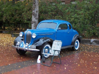 Corvallis Historic Auto Swap Meet - April 22ndCorvallis, OR