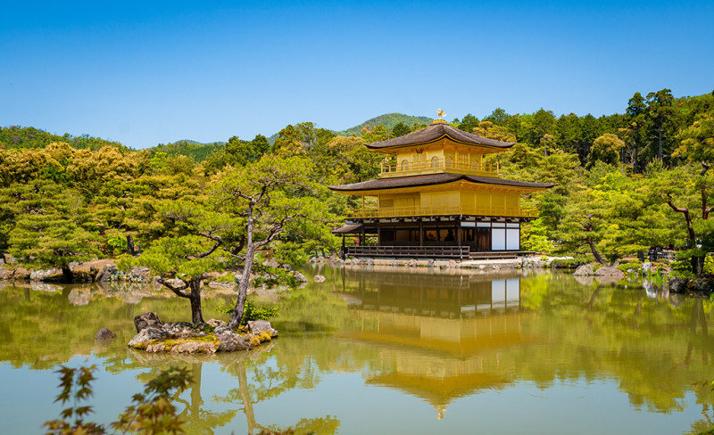Temples of Kyoto, Japan -