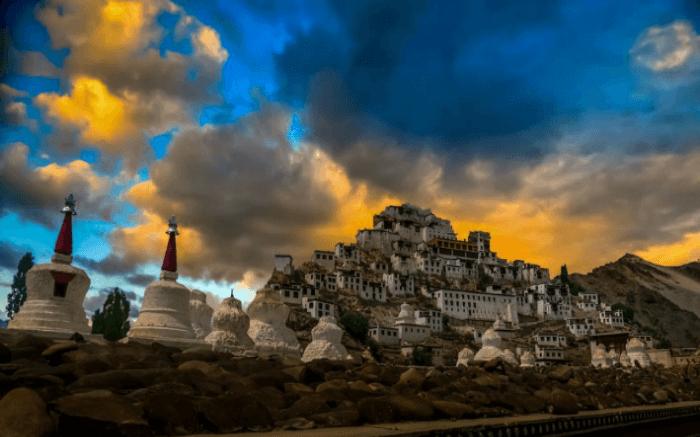 Monasteries of Ladakh, India -