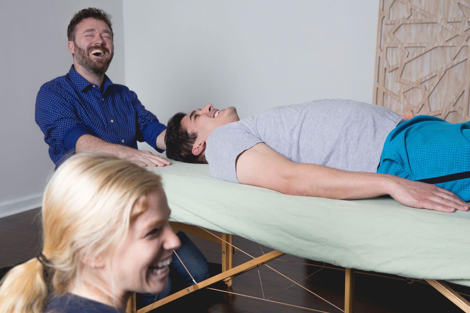 Massage Therapy Class Asheville