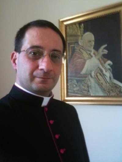 Monsignor Luigi Capozzi