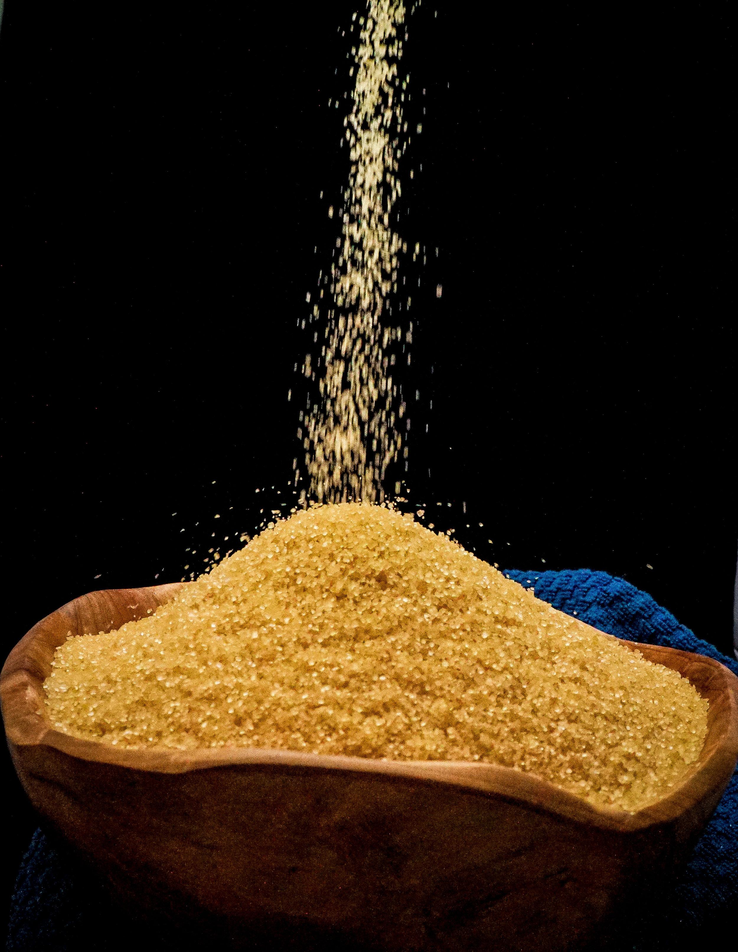 Infused Sugar   Sativa Cannabis Sugar for your morning coffee, Indica Cannabis Sugar for your nighttime tea.