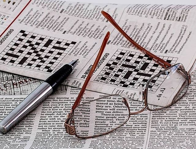 Have you tried your hand at cryptic crosswords, only to find them too cryptic?? This workshop covers some of the rules to get through a cryptic crossword and you'll also learn some handy explanations for spotting certain clues. On TONIGHT at 4:30 at Maker + Co