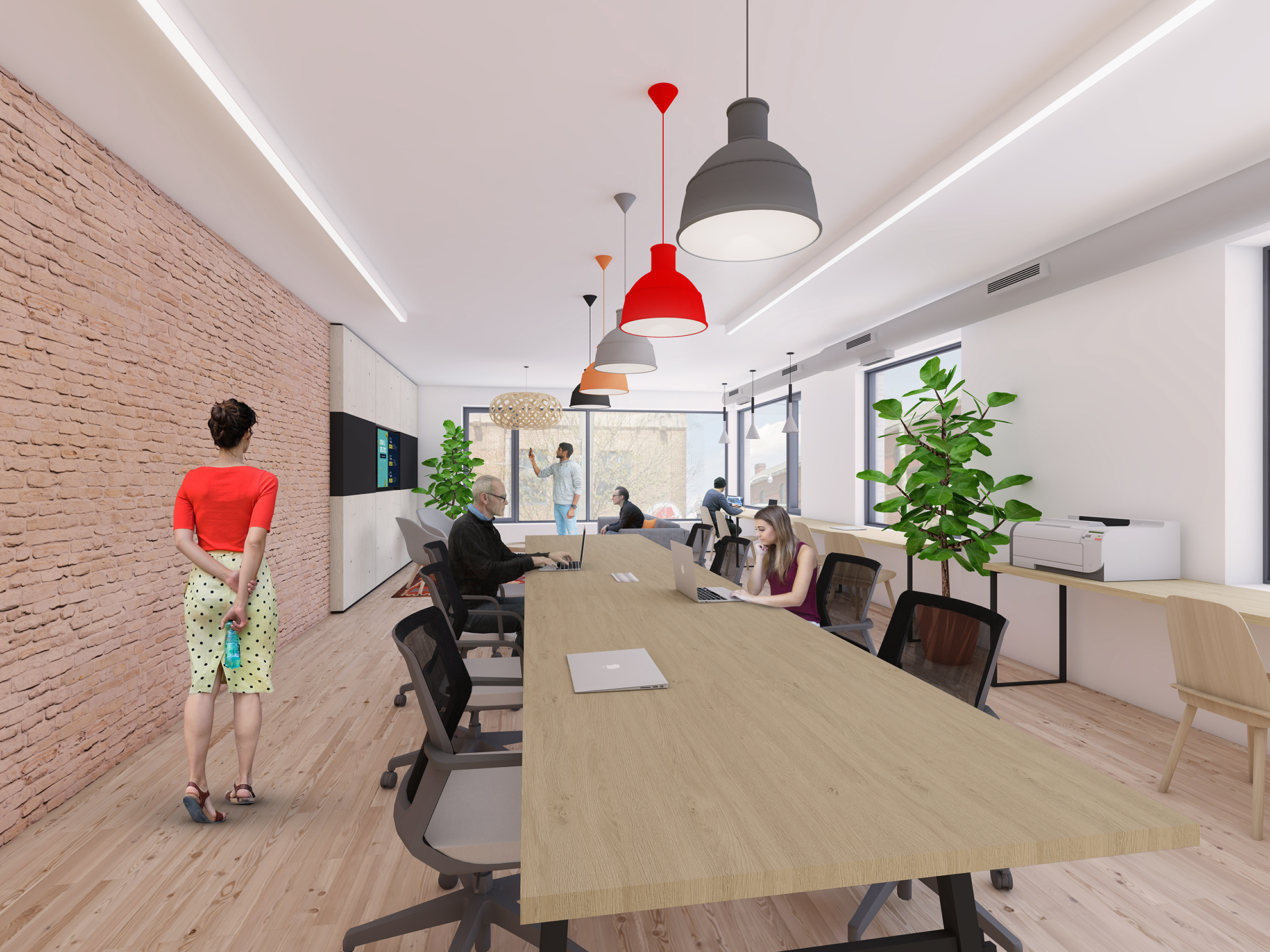1151 St Clair Ave W - Coworking space1.jpg