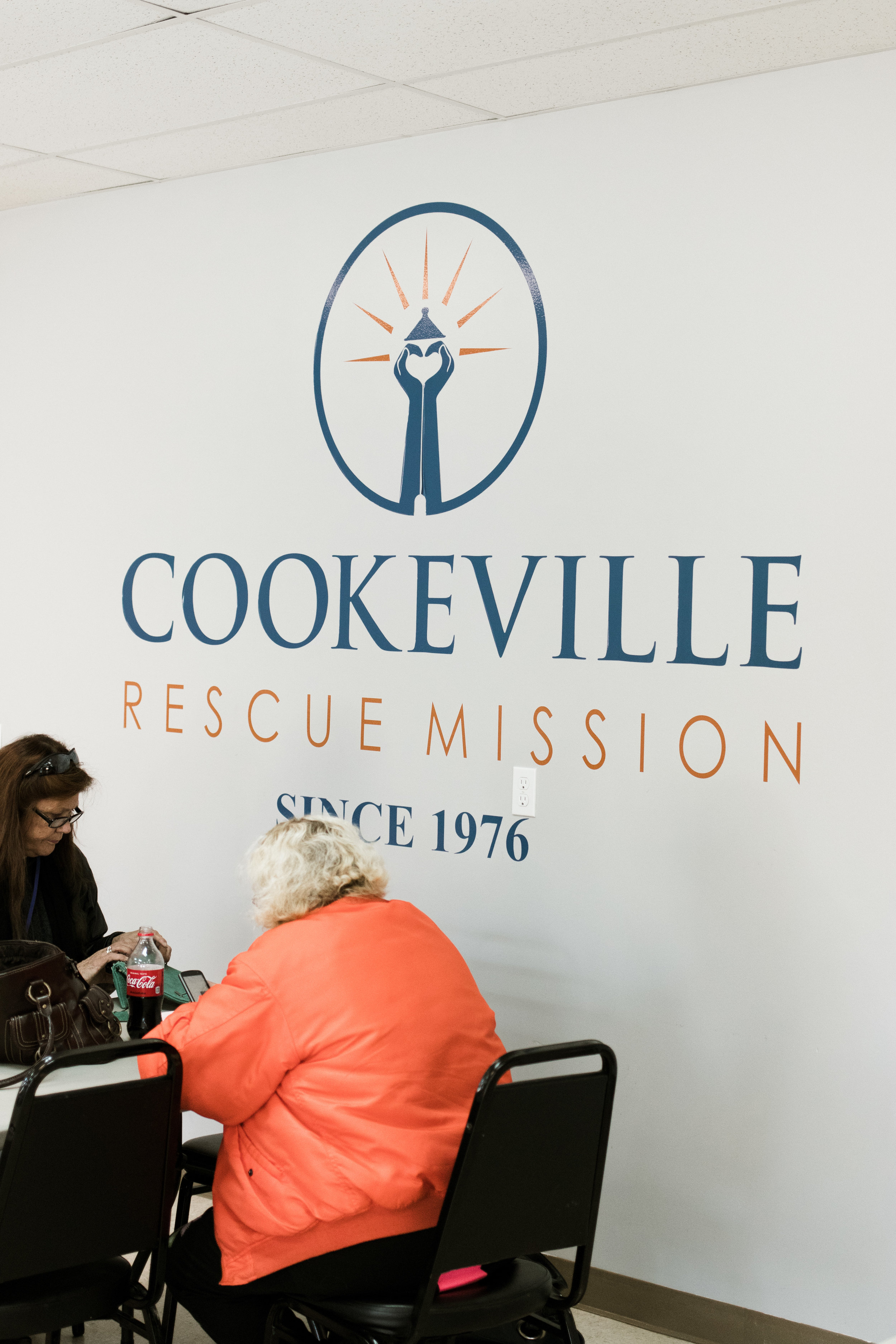 The Cookeville Rescue Mission and SeedFork of The Highlands