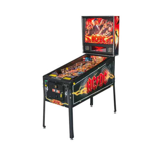Pinball   The Munsters, Jurassic Park, Metallica, AC/DC, Areosmith, Star Wars, Dark Knight, Deadpool, The Beatles and more.  Dimensions: 56H x 31W x 31D