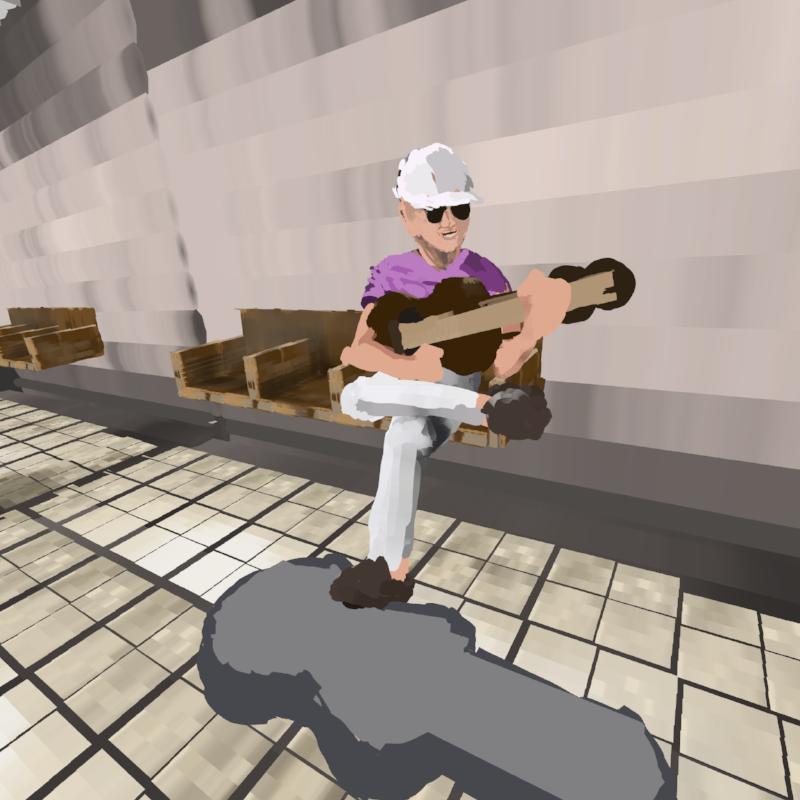 Quill VR Illustration - August 2018
