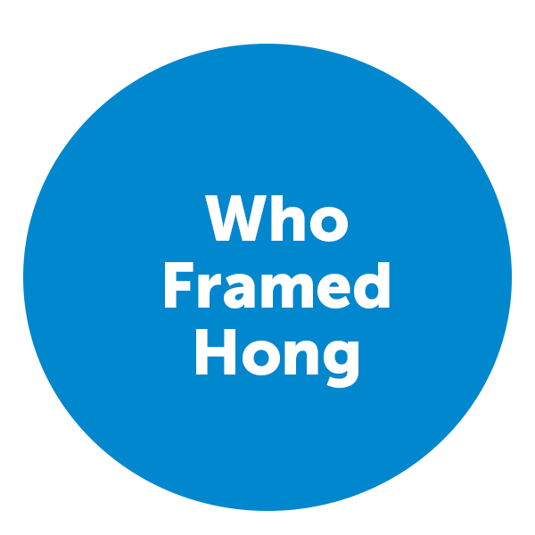 Who Framed Hong Croydon Central