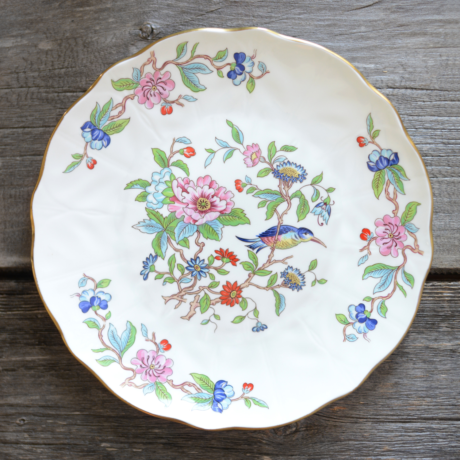 Aynsley dinner plate
