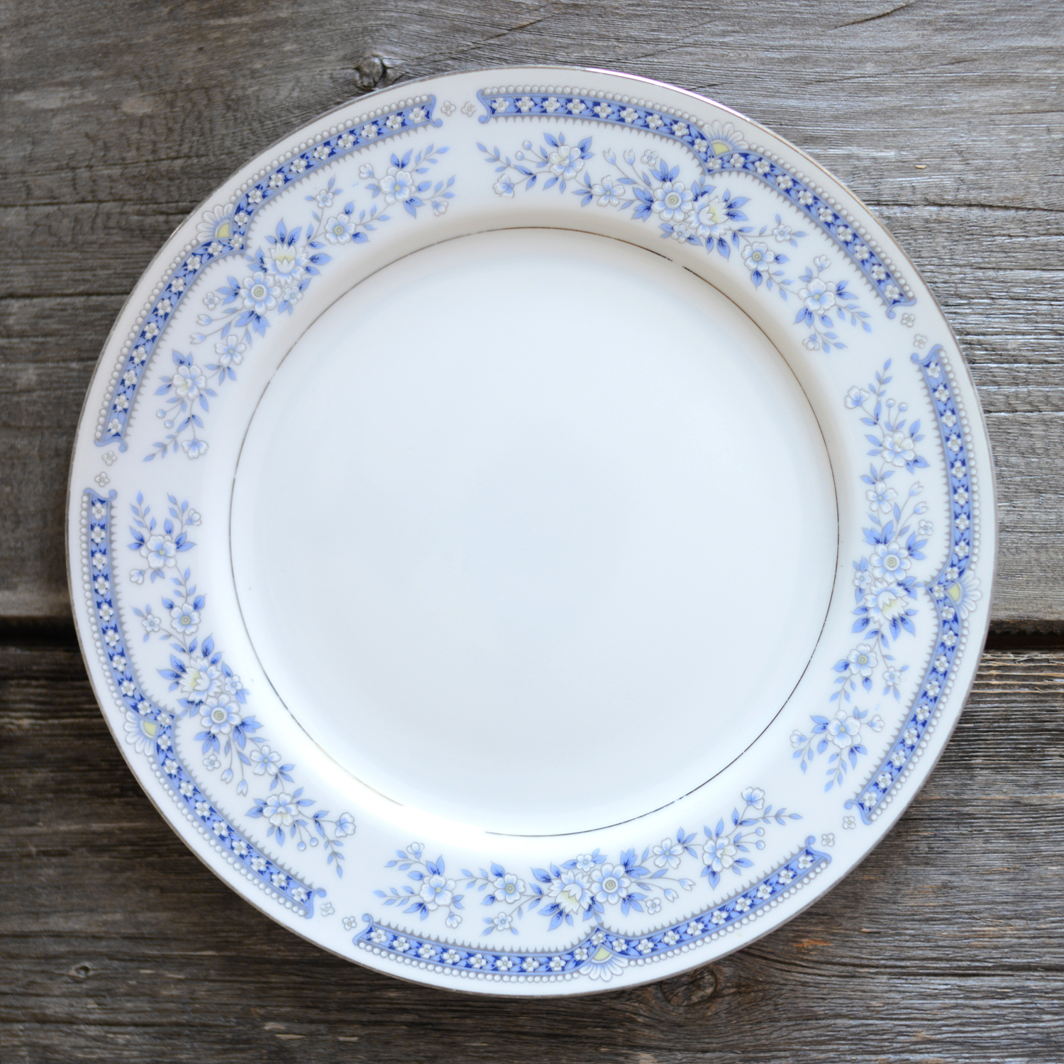 chamberlain dinner plate - 7 available