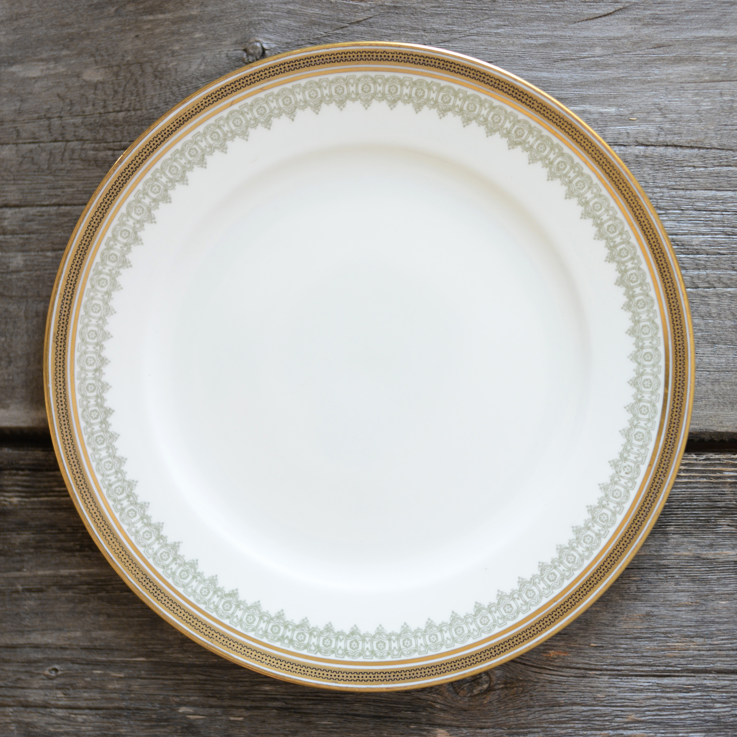 corbyn dinner plate - 2 available