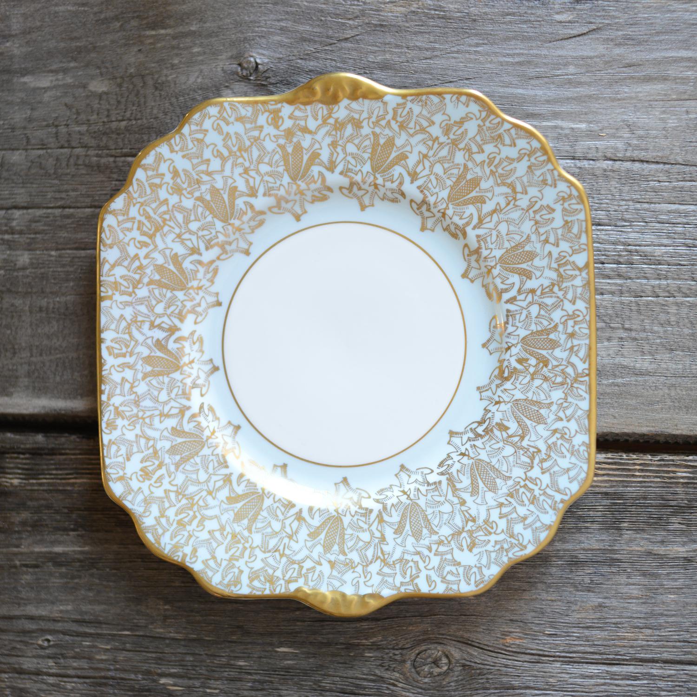 gladstone serving plate