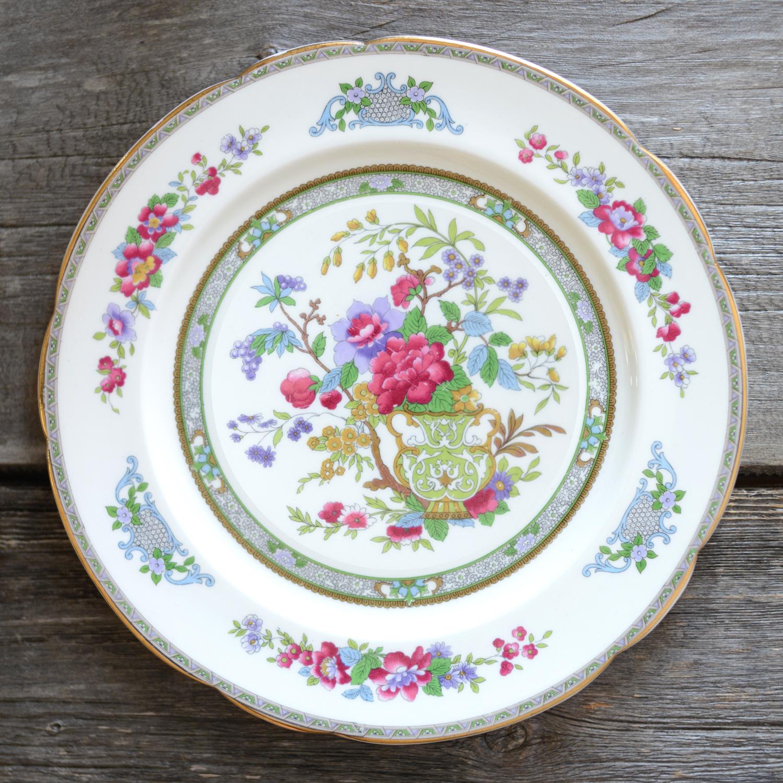 kashmir dinner plate