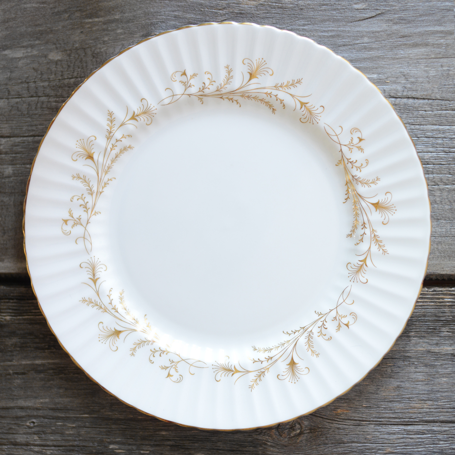 lafayette dinner plate - 2 available