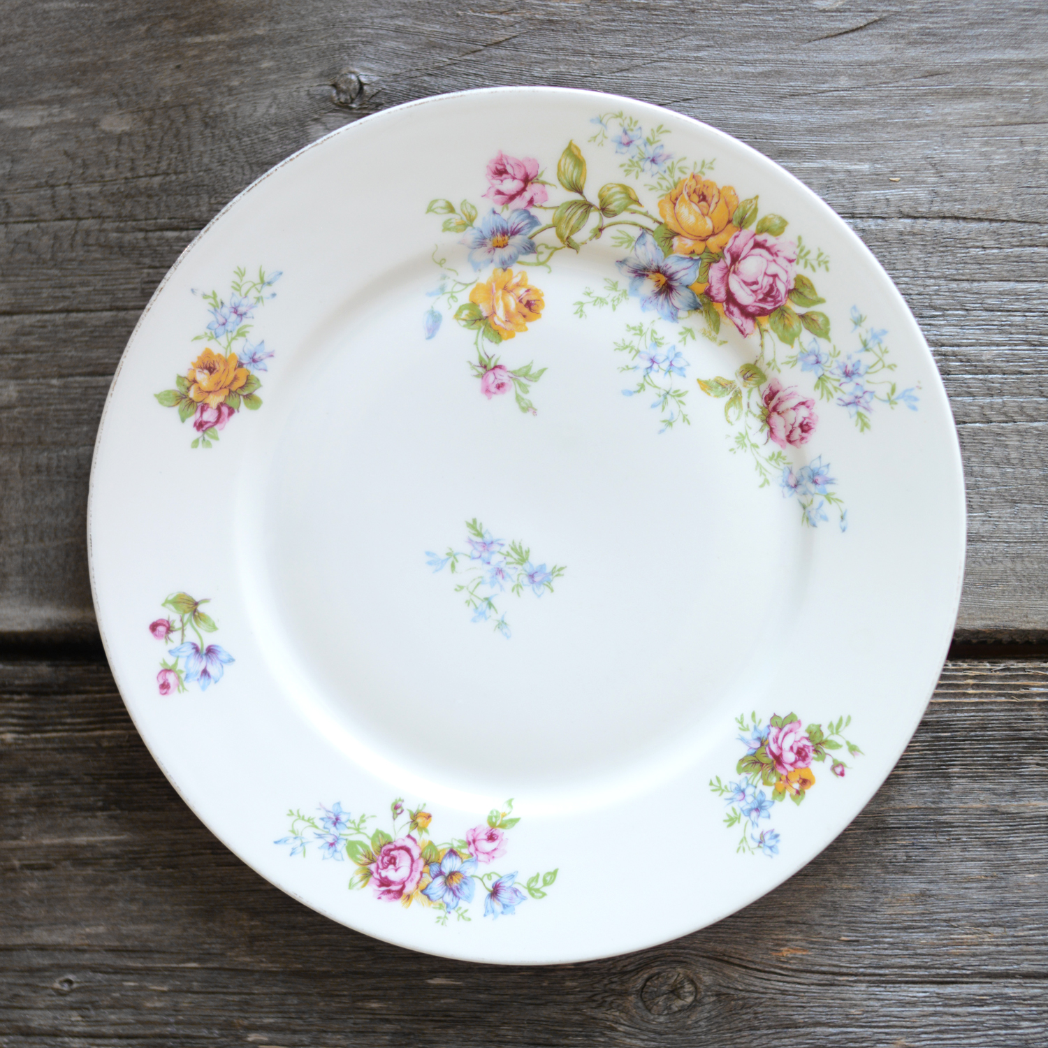 legrand dinner plate - 4 available