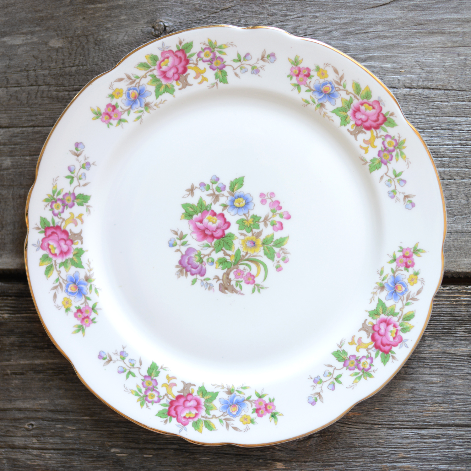 rochester dinner plate - 8 available