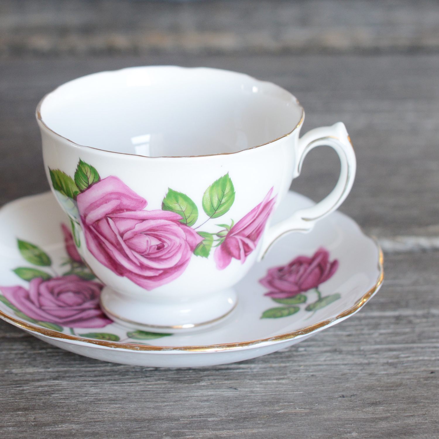 atha tea cup and saucer