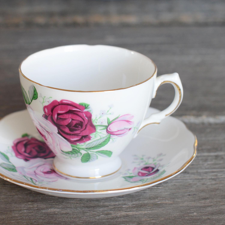 farren tea cup and saucer