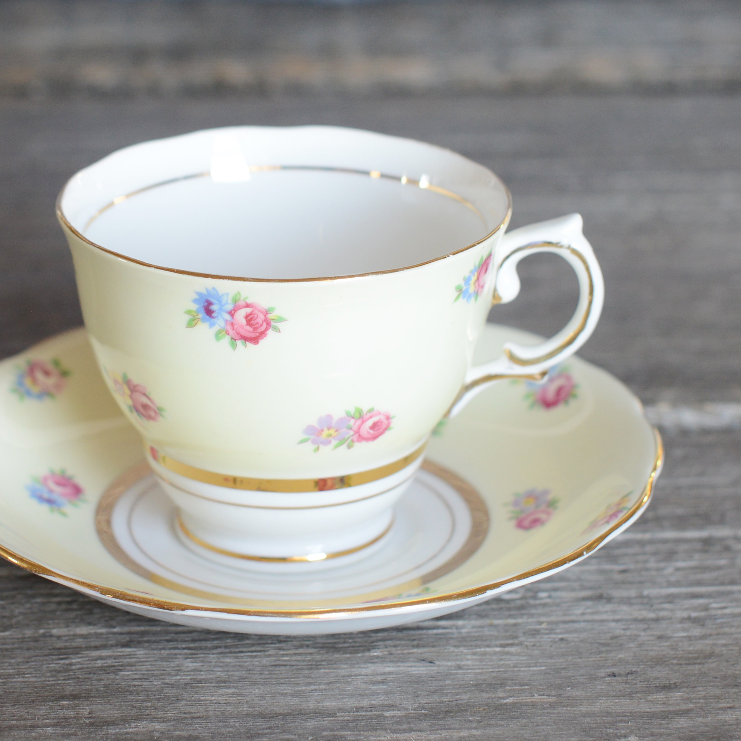 lahren tea cup and saucer