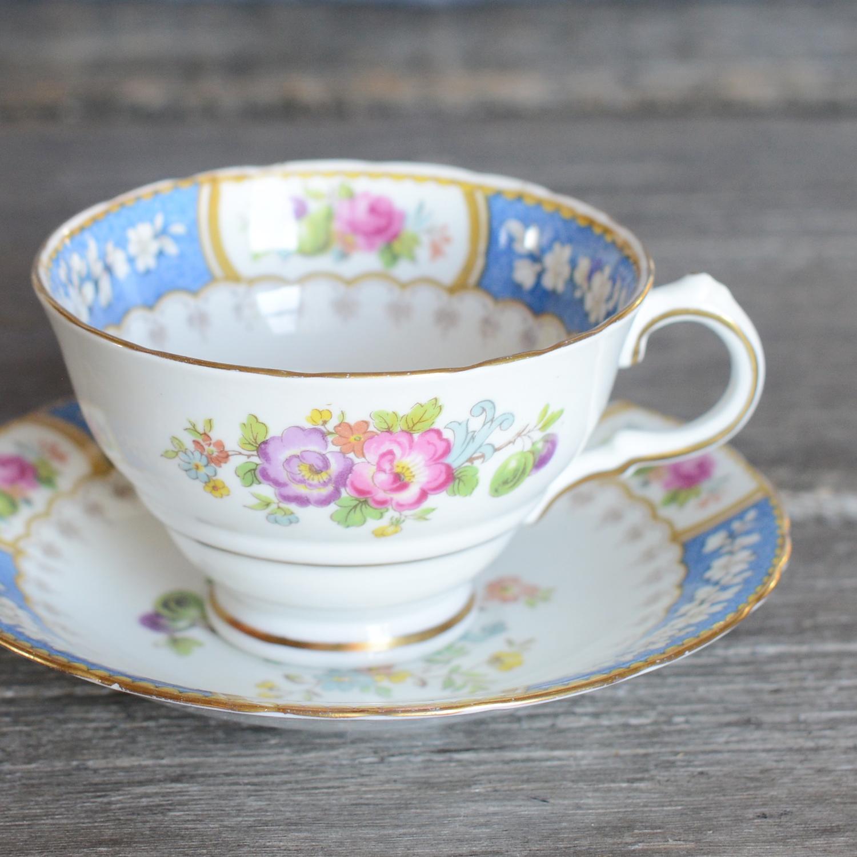 lockett tea cup and saucer