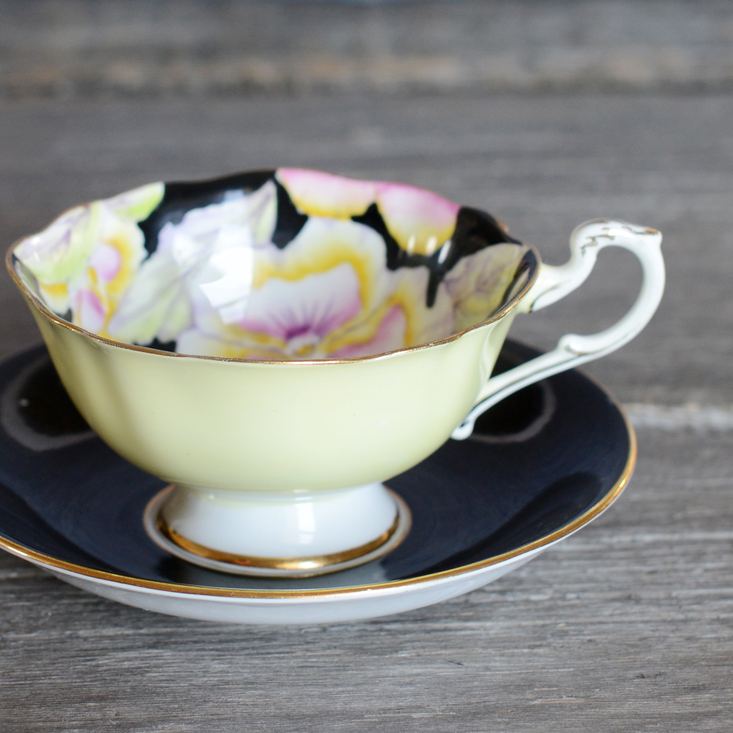 peay tea cup and saucer
