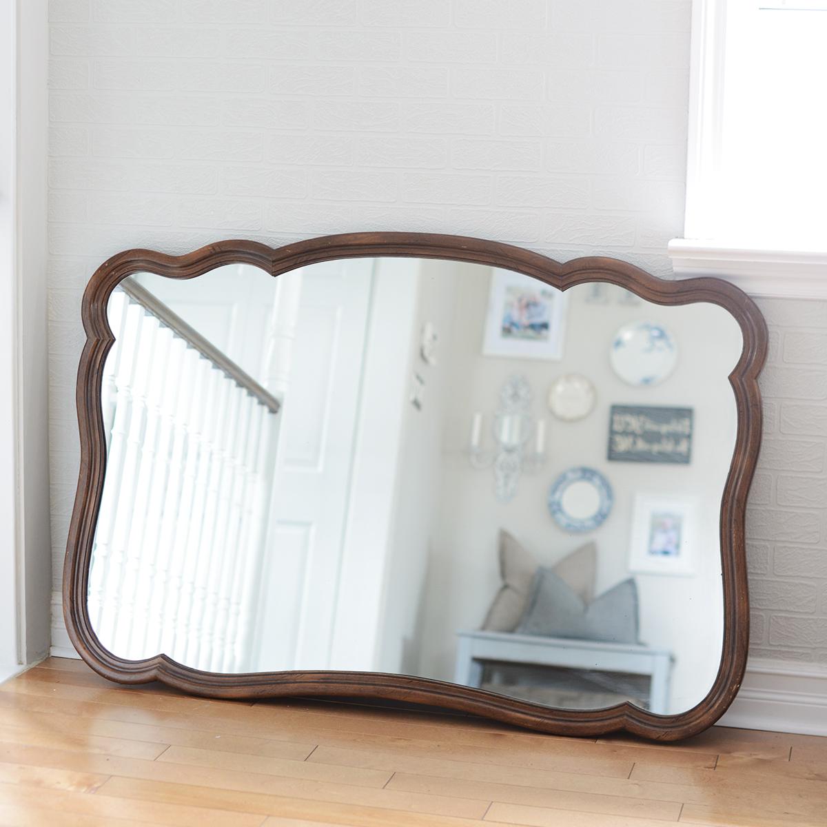 """30"""" x 42"""" abraham mirror"""