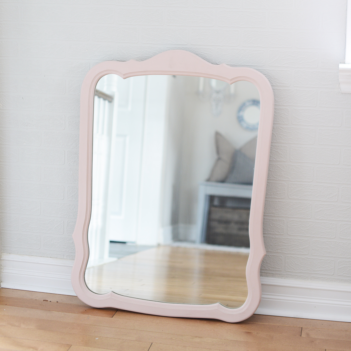 "22"" x 31"" larke mirror"