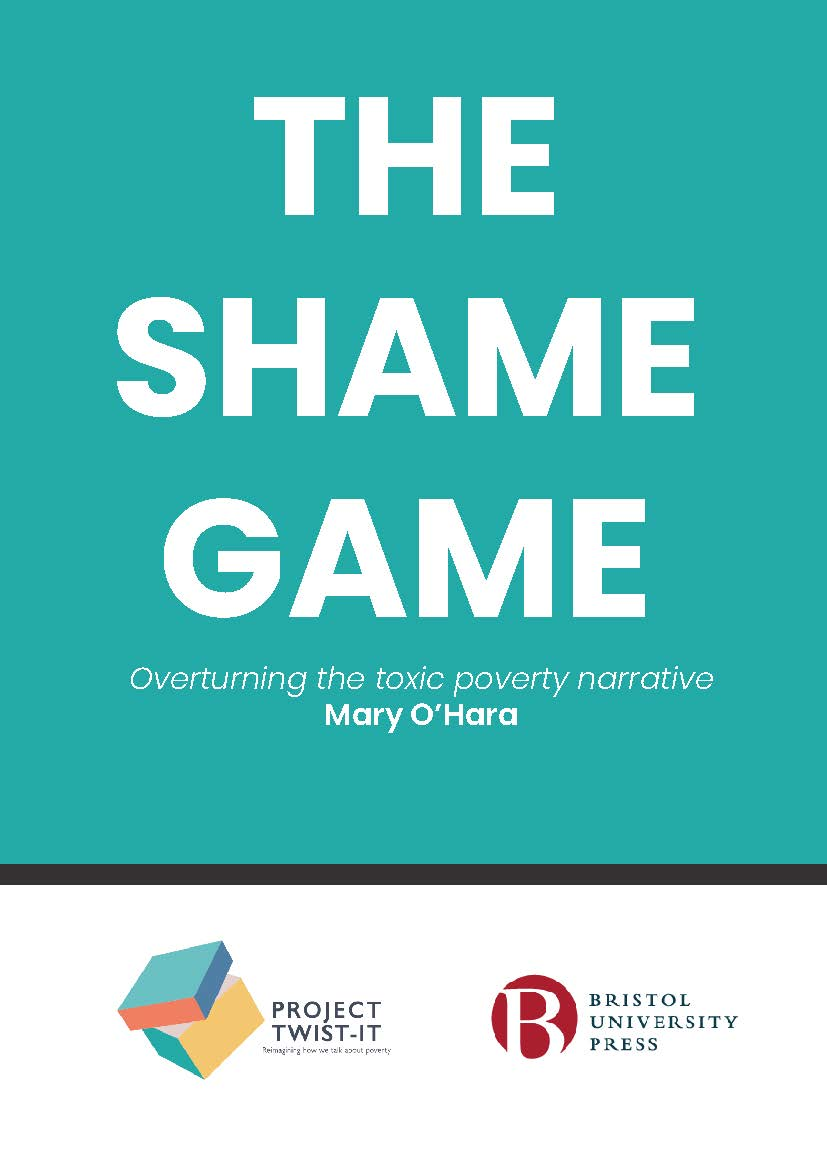 The Shame Game – including content from Project Twist-It – will be published in February 2020