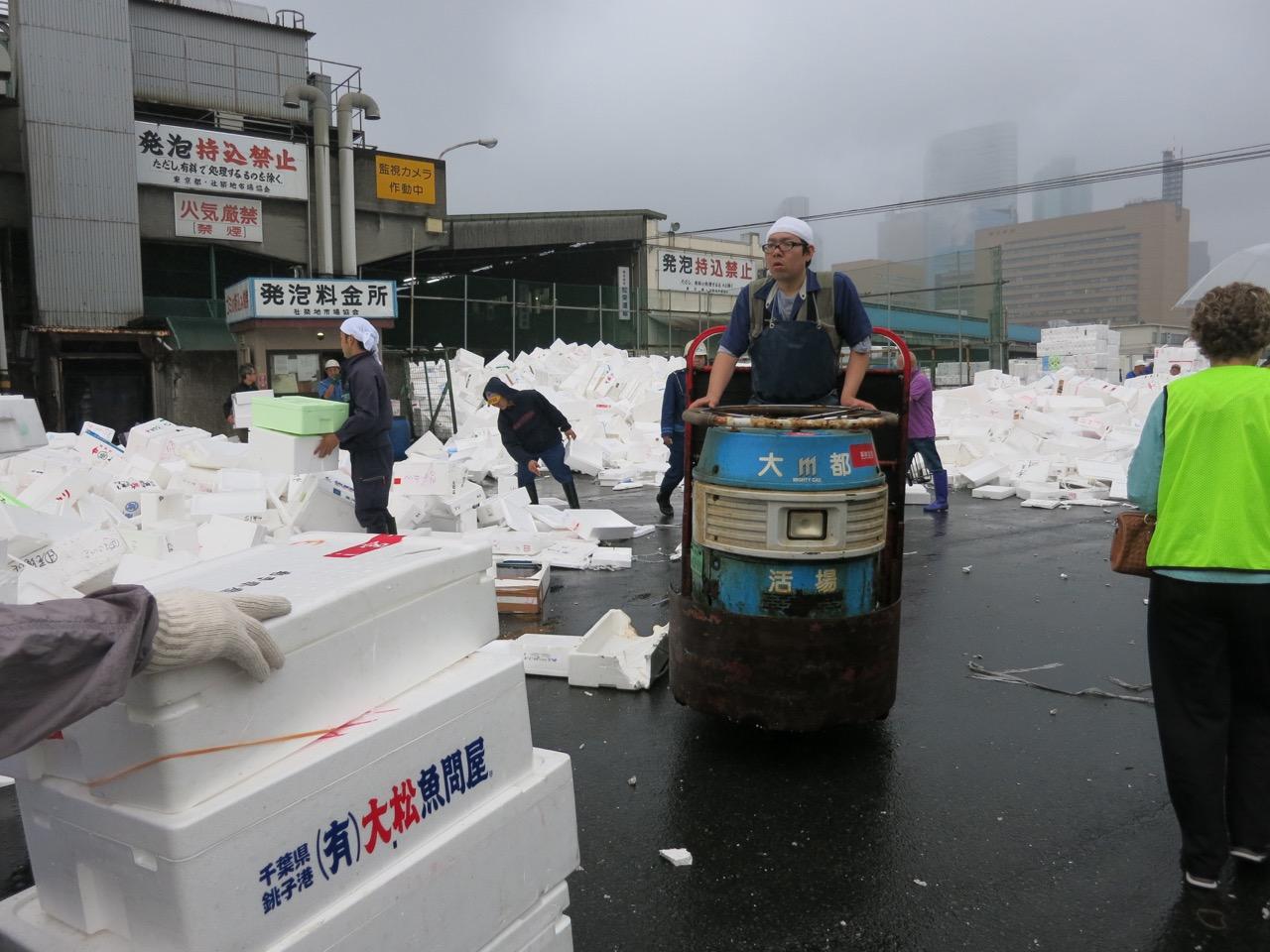 Tsukiji, Chūō, Tokyo, Japan